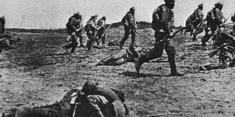 Imperial Russian Army Was Only One to Fight and Die on Eastern and Western WWI Fronts Alike