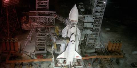 30 Years Ago the Soviet Space Shuttle Made Maiden Flight