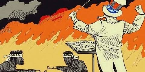 The US Would Rather Burn the Middle East in a Sunni-Shia War Than See Itself Outplayed by Russia