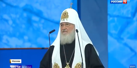 Technology Can Control Our Values and Lives, Warns Head of Russian Church