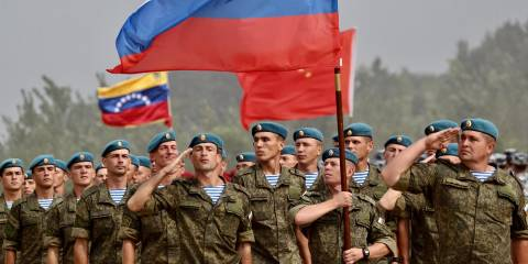 Russian Media - Very Good Insight, Commentary on Military Deployment to Venezuela
