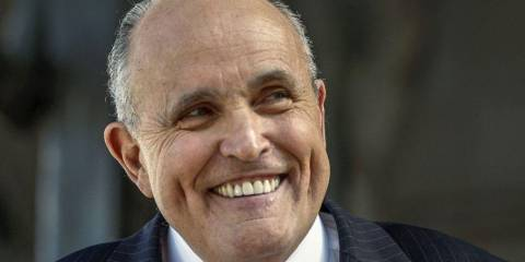 Giuliani Is Back from Dirt-Digging Visit to Ukraine, Claims He Struck Gold