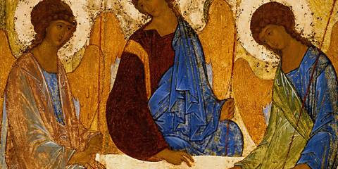 The Extraordinary Works of Russia's Greatest Icon Painter, Andrei Rublev (1360 - 1430)
