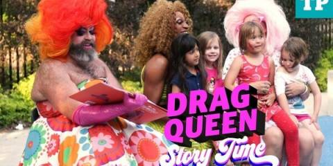 The Jews Behind Drag Queen Story Hour