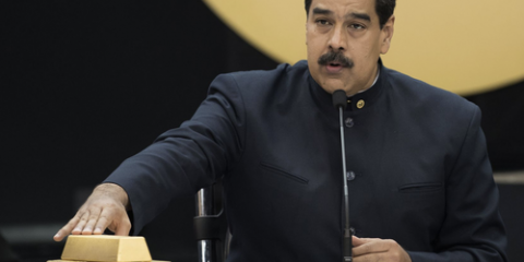 Venezuela Gold Mystery Grows As 20-Ton Pile Remains Stuck In Limbo
