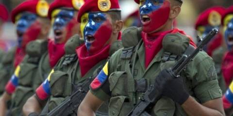 Maduro Launches Massive Military Drills - Won't Go Down Without a War