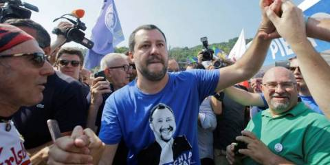 Join 100s of Americans in Italy - World's #1 Anti-Globalist, Pro-Family Conference - Salvini to Speak - March 29-31, Verona