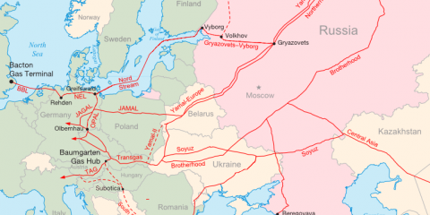 Germans Look to Import More Gas From Russia. US Threatens Sanctions