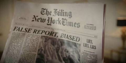 Failing NY Times, CNN Desperate for Evidence to Back Russiagate Hoax