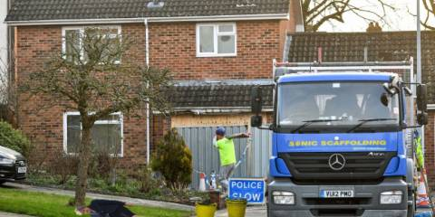 SCOOP: UK to Demolish Skripal's Home as Evidence Mounts That He Poisoned Himself by Accident