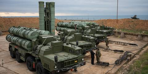 US Air Dominance Falters As Pilots Contend With Advanced Russian Anti-Aircraft Systems