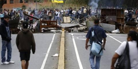 Venezuela in Flames. Washington Is Working Hard for Regime Change