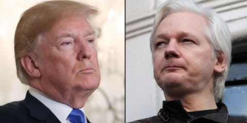 US Gov't: Assange Is Not a 'Real' Journalist. Press Protections Don't Apply to Him... or to You