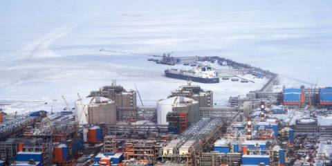 Arctic LNG Revolution Is Russia's Answer to US Shale Boom