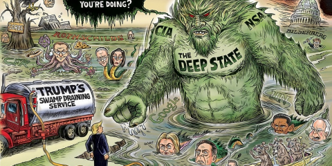 Does Trump Have the Guts to Hold the Deep State Accountable?