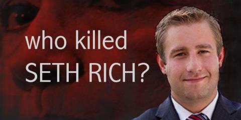 Why Didn't Mueller Investigate the Seth Rich Murder?