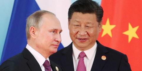Putin and Xi - Defeating American Hegemony Through Co-operation