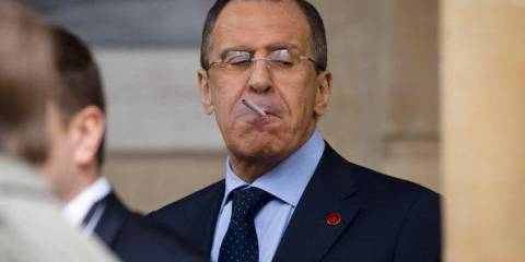 Lavrov Blasts Washington's Duplicity on Crimea