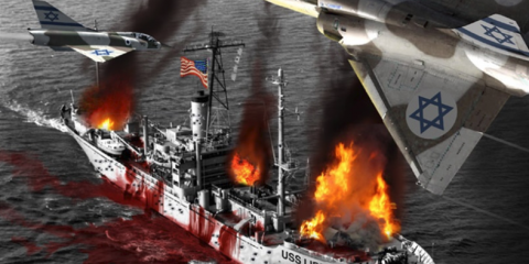 'I Will Never Leave a Fallen Comrade' Except if He Was on the USS Liberty