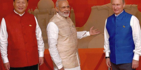 Indian PM Ditches US for Deeper Relationship With China and Russia