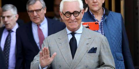 Roger Stone Goes on the Offensive Against RussiaHoaxers, Makes Devastating Legal Move