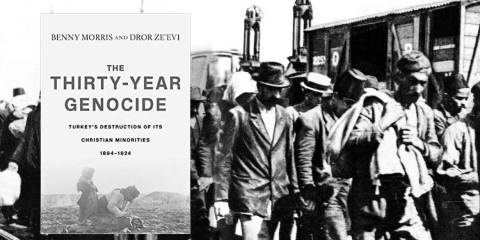 Most Comprehensive Account Yet of Genocide of 2.5 mil Armenians, Greeks, Assyrians by Turks - New Book