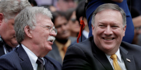War-Hungry US Officials Claim: Crafty, Evil Iranians Bullying America Into Unwanted Confrontation