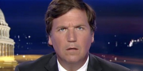 Fox's Tucker Carlson Privately Advising Trump Against War With Iran: Report