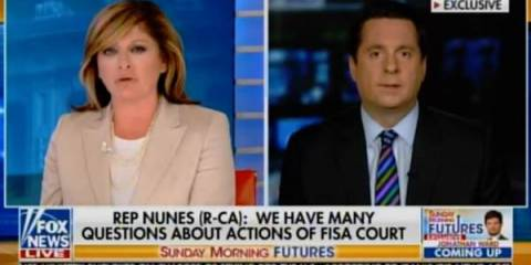 Top Congressman: Media Are 'POSSESSED, Poisoning Americans With Russiahoax' (Nunes)