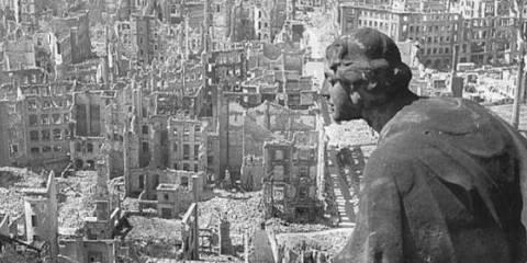 Not Just Dresden - Hamburg, Kassel, Berlin, and Dozens More - Half a Million German Civilians Burned Alive
