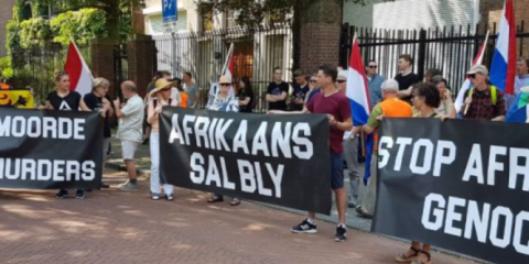 South African Genocide Continues, Media Refuses to Cover It