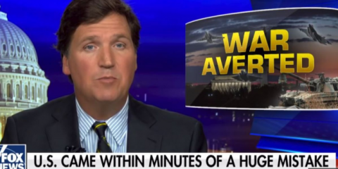 Pro-War Media Wants to Destroy Tucker Carlson for Attacking Ruling Class and Neocons