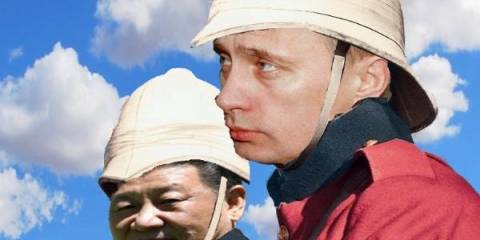 Russia, China Lining Up Partners for Massive Eurasian Trade-Network; US Threatening Everybody