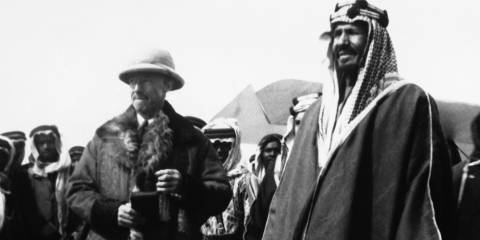 Russia Helped Create Saudi Arabia. Then Stalin's Purges Led to a 54-Year Break