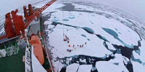Russia, China to Open Arctic Sea to Trade, Cutting Asia-Europe Shipping Route by 5,000 Miles