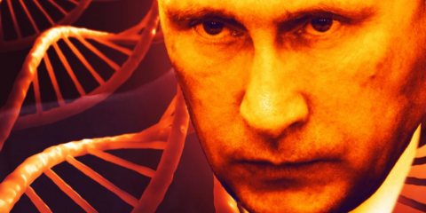 AAAHHH! EUGENICS! Russian Army to Use Soldiers' Gene-Profiles to Assign Roles