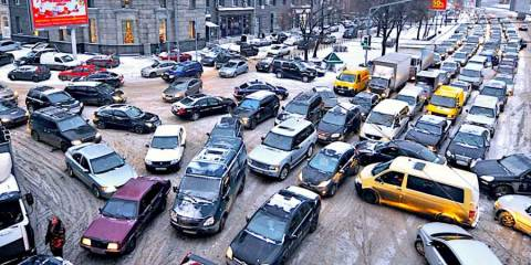 Moscow Has Second Worst Road-Rage in World, Losing Only to Ulaanbaatar, Mongolia