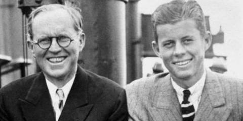Review of Joseph Kennedy (JFK's Father) Biography 'The Patriarch', He Opposed US Entry into WW2, Sympathized With Germany