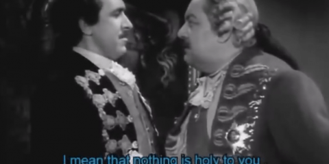 WATCH: Nazi Germany's Most Famous Anti-Semitic Film Is Actually a Great Movie (The Jew Süss)