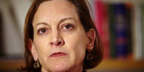 Unhinged Neocon Ogress Applebaum on Board of NGO Stoking Hong Kong Unrest