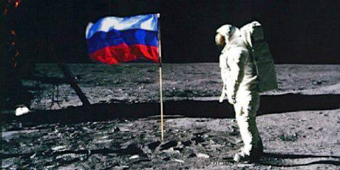 Russia and China Discuss Teaming Up to Land on Moon (Russian TV News)