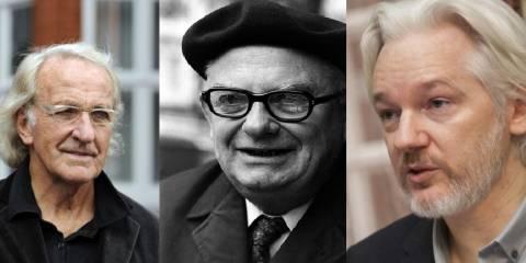 Three Extraordinary Australian Journalists: Pilger, Burchett and Assange