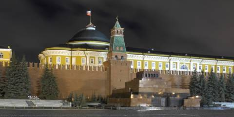 Putin moves from 'Fortress Russia' to 'Go for Growth'