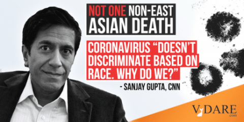 STILL No White Deaths from Coronavirus - Why Won't the Media Talk About This?