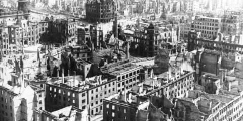 Dresden Terror Bombing, Like Hiroshima, Was a Maniacal Warning to Moscow