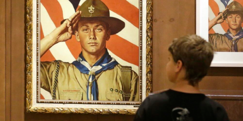 How Jewish Elites Deliberately Destroyed the Boy Scouts of America (Audio + Transcript)