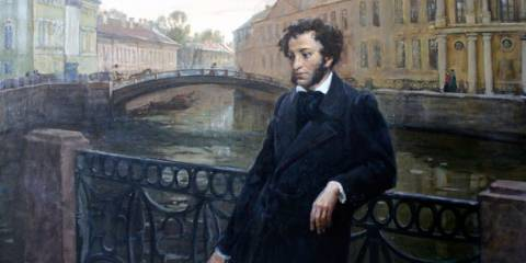 St. Petersburg Plans Large Amusement Park About One of the Greatest Poets the World Ever Saw: Pushkin
