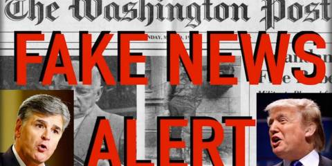 Washington Post Continues to Peddle Fake News Russian Conspiracies… Will Facebook Ever Flag Its Hogwash?