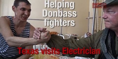 Texan Soldier Fighting on Pro-Russia Side in Ukraine Tells His Story in New Book - 'Donbass Cowboy'