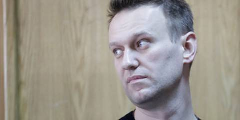 Navalny strikes again?